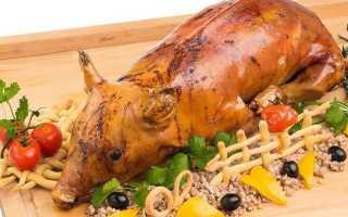 Духовая свинина: польза и вред, правила приготовления, пищевая ценность