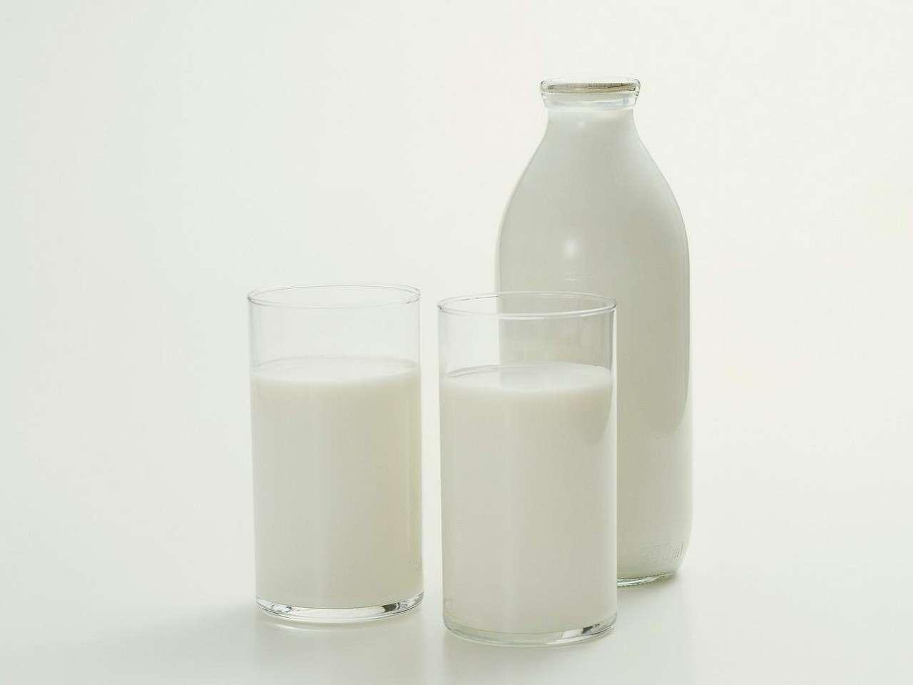 Пищевая ценность молока