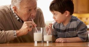 Польза молока для человека