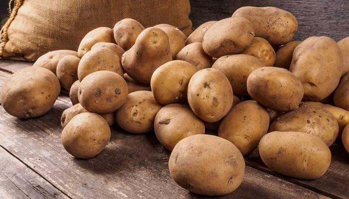 мешок и картофель