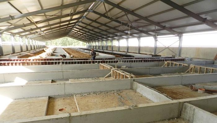 подготовка фермы
