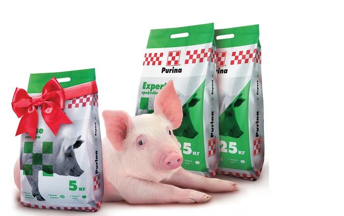 пакеты добавки для свиней