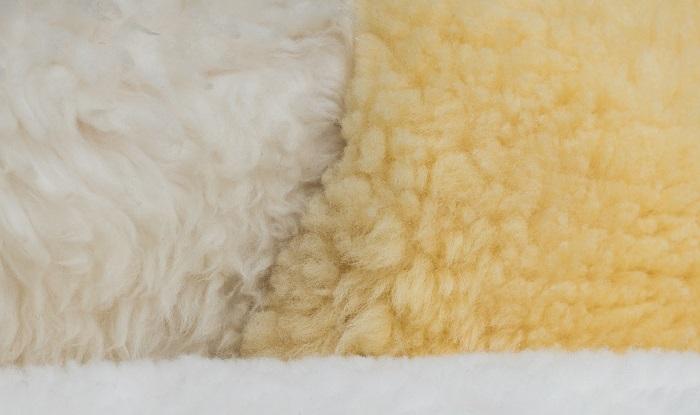 Овчина и шерсть