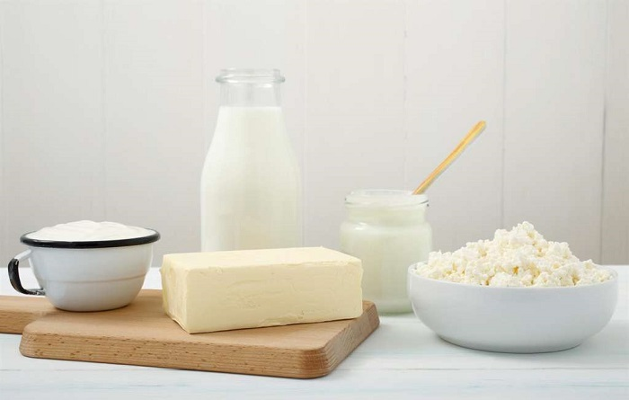 творог, масло, сыр, овечье молоко