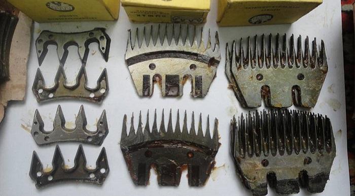 ножи для машинки для стрижки