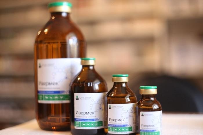 Противопаразитный препарат